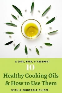 10 Healthy Cooking Oils & How to Use Them5