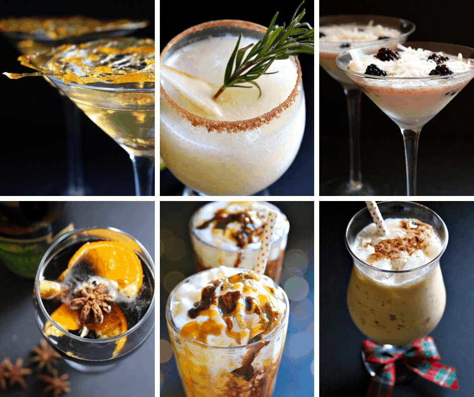 12 Days of Christmas Cocktails Collection