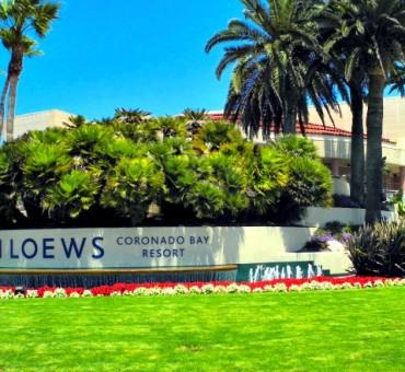 A Peek At The Loews Coronado Bay Resort