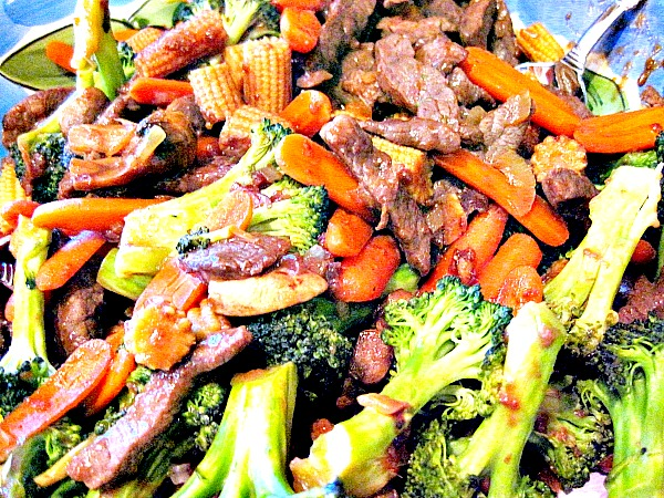 Joyce Chen's Chinese Beef and Broccoli 3