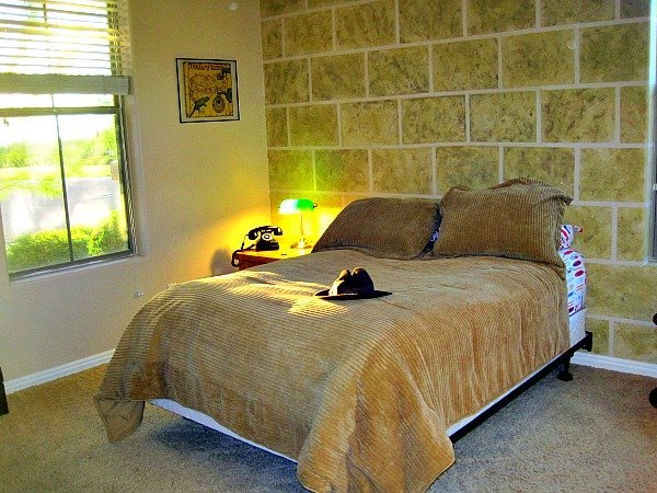 Indiana Jones Bedroom Ideas