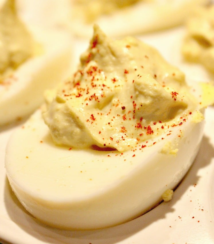 Spicy Deviled Eggs 3