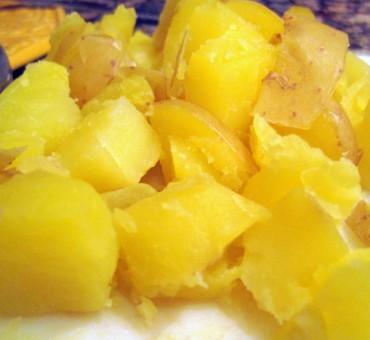 Bratkartoffeln (German Fried Potatoes)