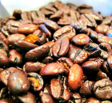 DIY Orange Liqueur Soaked Coffee Beans