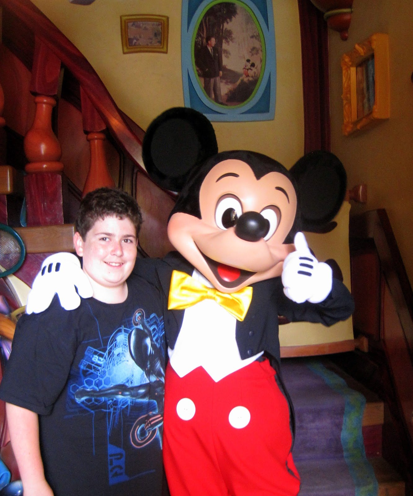 Our Ten Years With Disneyland