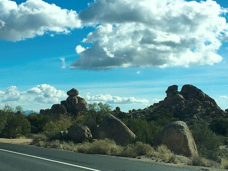 Joshua Tree Parkway AZ13