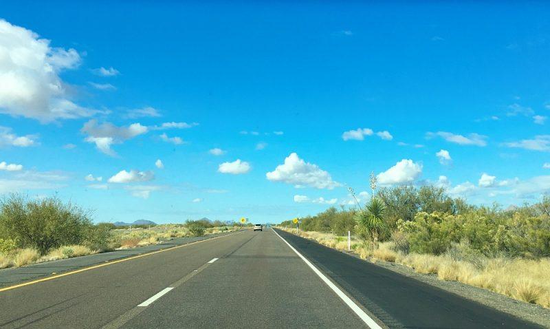 Joshua Tree Parkway AZ3