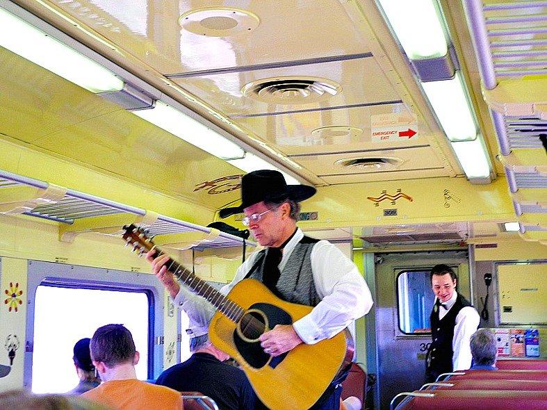 Grand Canyon Railway Adventure