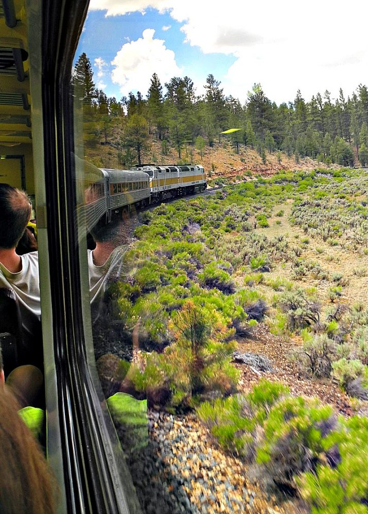 Grand Canyon Railway Adventure11