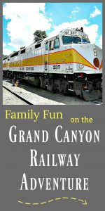 Grand Canyon Railway Adventure14