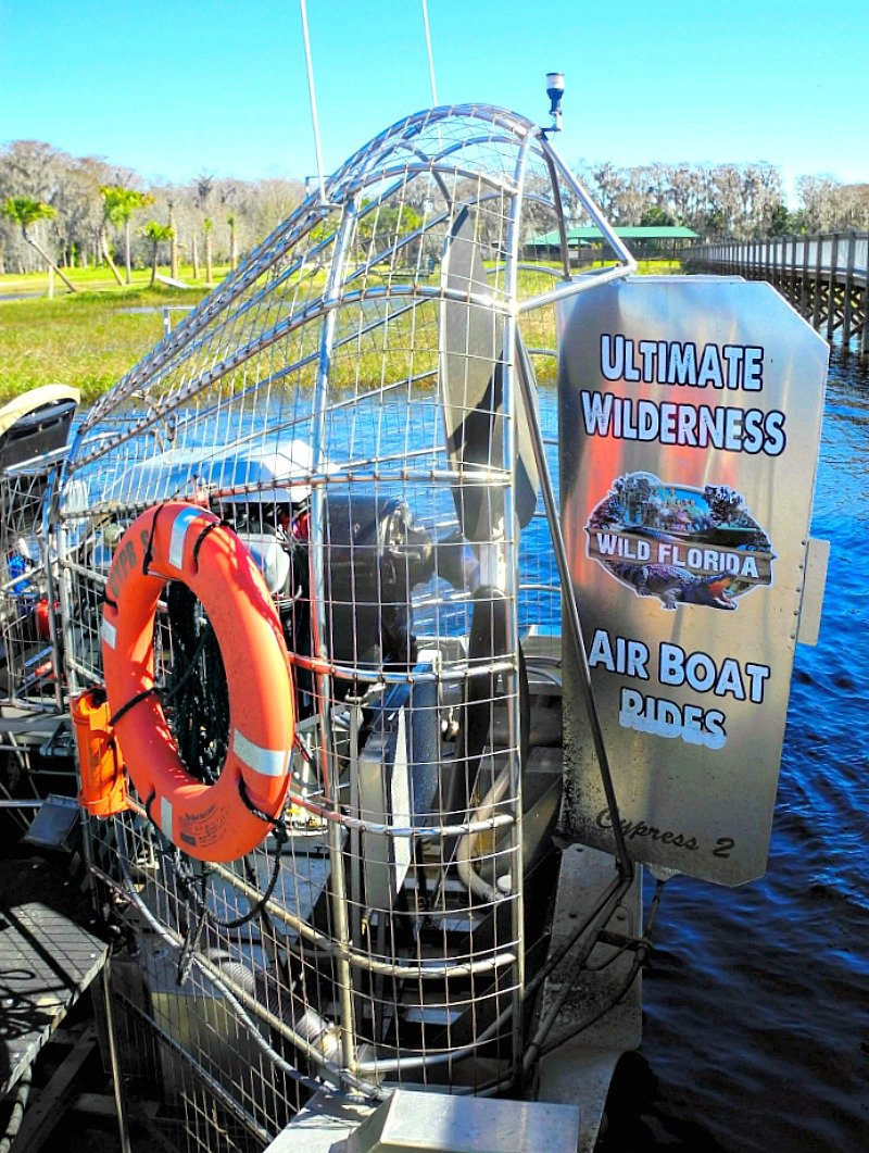 Wild Florida Airboats7