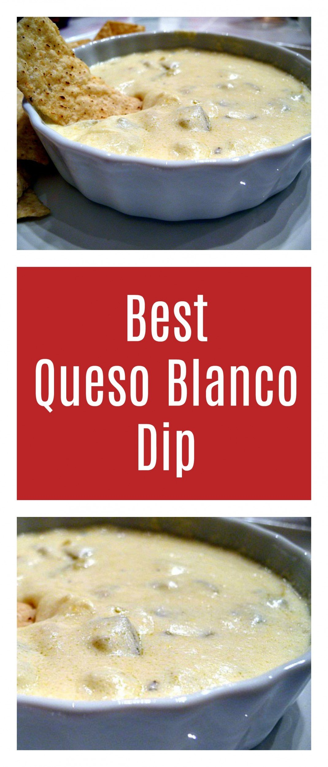 A creamy queso with the spicy bite of jalapeno is adapted from the famous dip at Miguel's Cocina in San Diego.