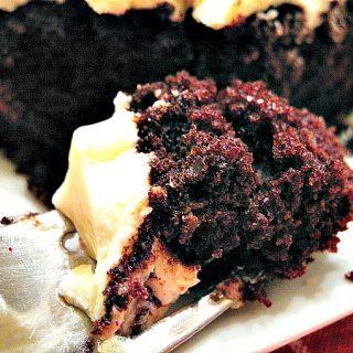 World's Best Chocolate Cake (Wacky Cake)