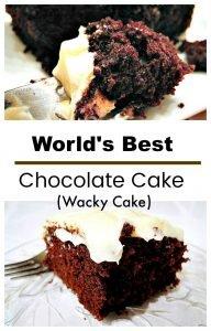 World's Best Chocolate Cake5