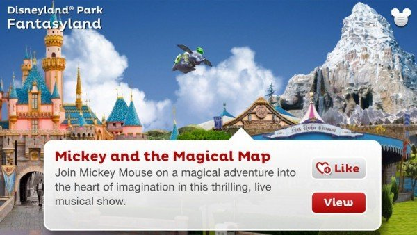 iphone apps for Disneyland 9