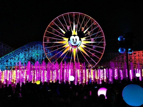 Disneyland WOC 1