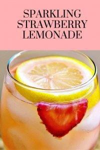 Sparkling Strawberry Lemonade8