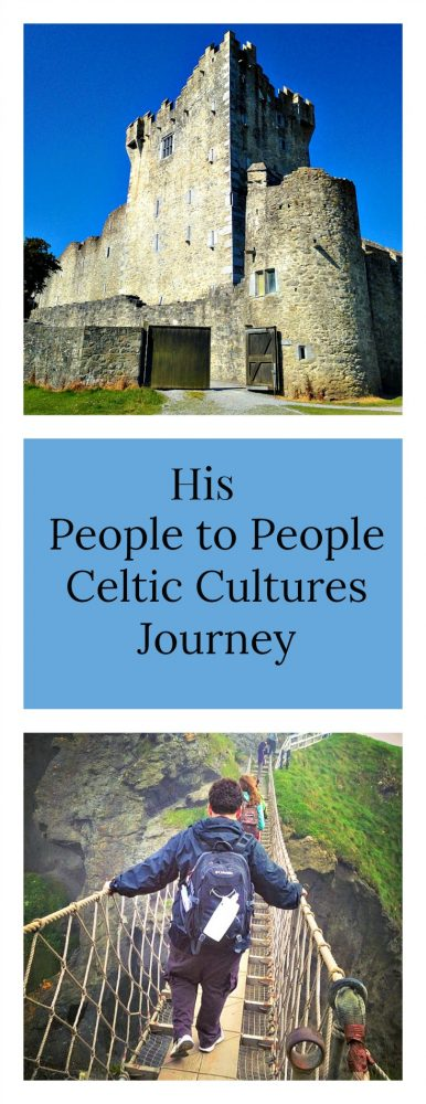 His People to People Celtic Cultures Journey6