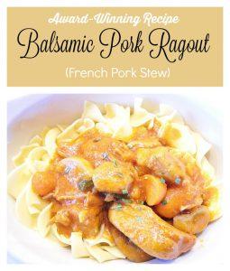 Balsamic Pork Ragout3