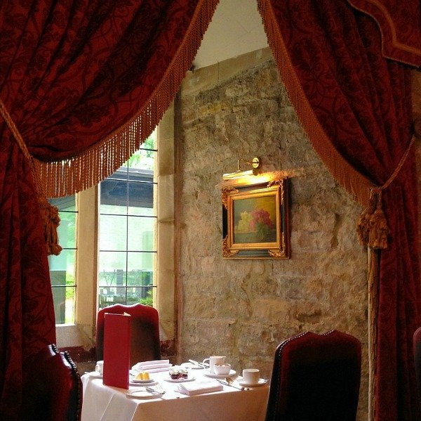 Langley Castle Dining