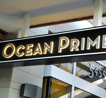 Ocean Prime, Modern Supper Club With Vintage Touches