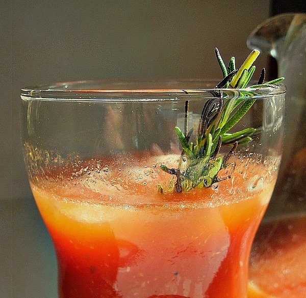 Zesty Bloody Mary Cocktail 2