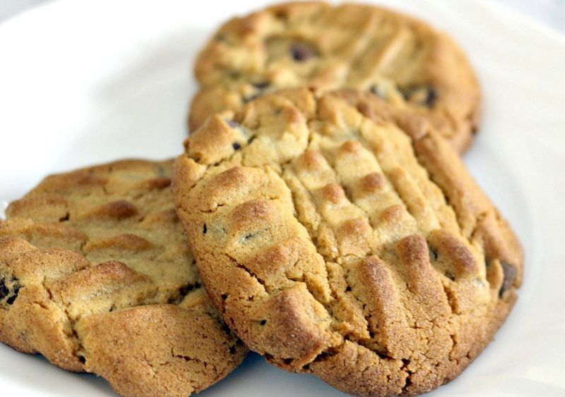 Peanut Butter Snickerdoodle Chocolate Chip Cookies3