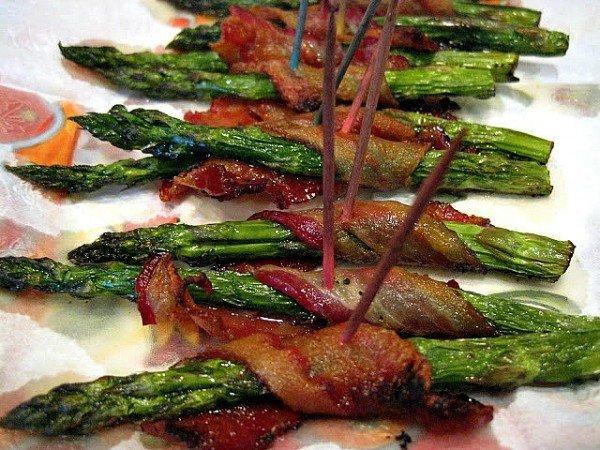 Bacon+Asparagus