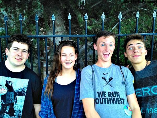 Disneyland Scavenger Hunt 1