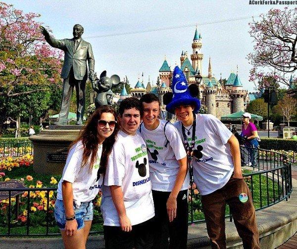 Disneyland Scavenger Hunt 2