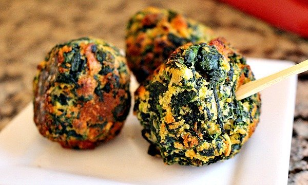 Jalapeno Spinach Balls 6