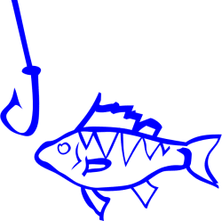 Fish-and-hook