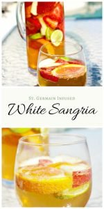 St Germain Infused White Sangria5