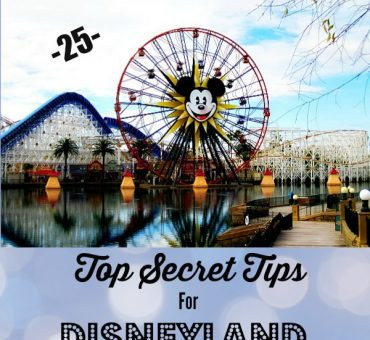 25 Top Secret Tips For Disneyland