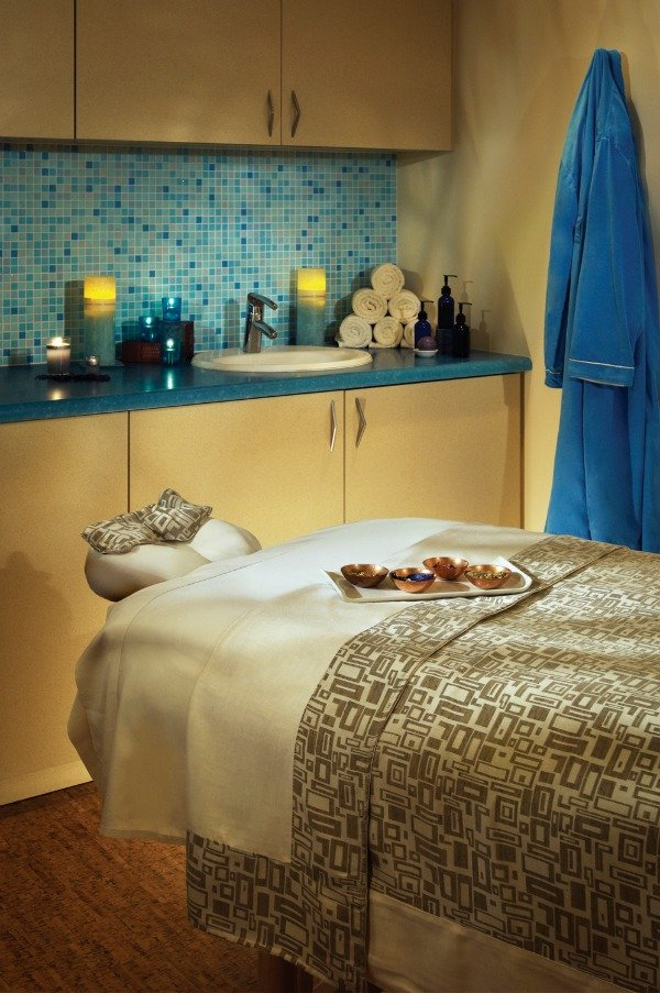 VH Spa at Hotel Valley Ho Treatment Room
