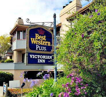 The Best Western Plus Victorian Inn, Monterey