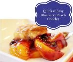 Quick-Easy-Blueberry-Peach-Cobbler-1