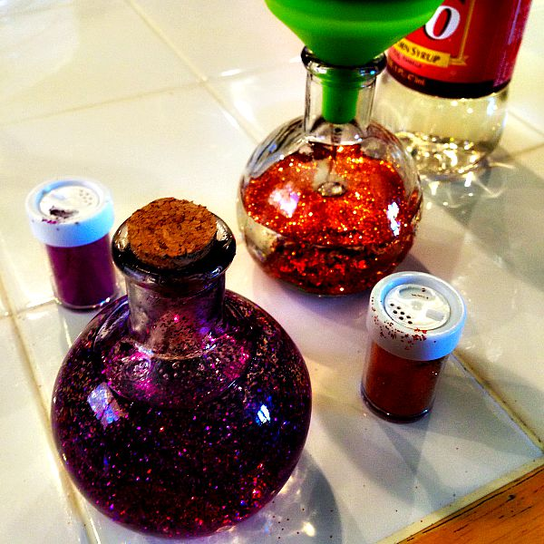 Harry Potter Halloween Party potions