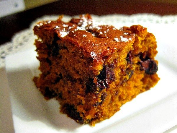 Chocolate Chip Toffee Pumpkin Bars 1