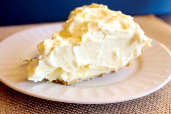 Ginger Snap Coconut Cream Pie 4