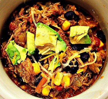 Tequila Pork and Green Chile Stew