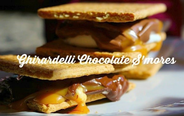 Ghirardelli Chocolate S'mores