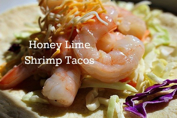 Honey Lime Shrimp Tacos 3
