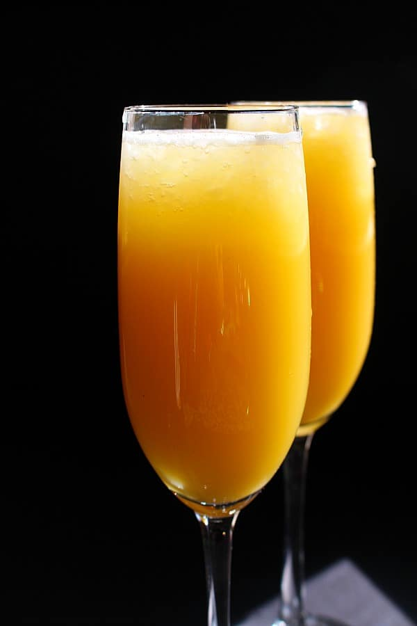 The Perfect Bellini Cocktail 2