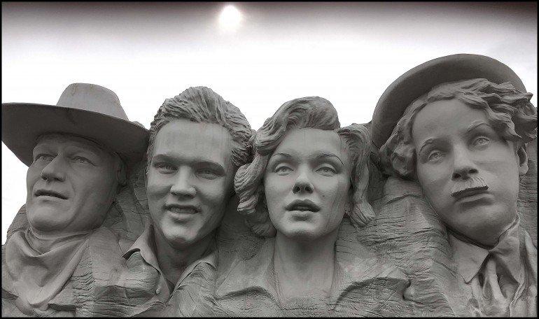 Hollywood Rushmore