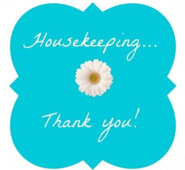 Thank You Notes for Hotel Housekeeping {Printables}