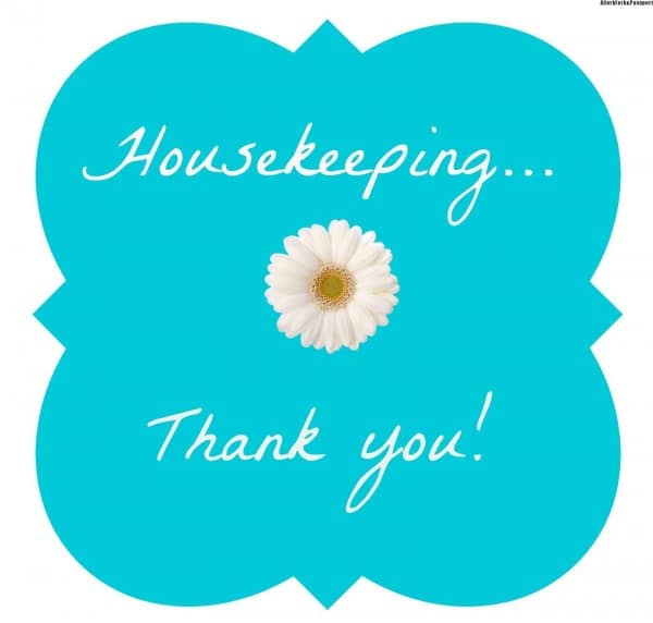 Thank You Notes for Hotel Housekeeping {Printables} – A ...