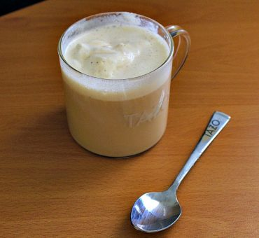 Chai Tea Latte Float