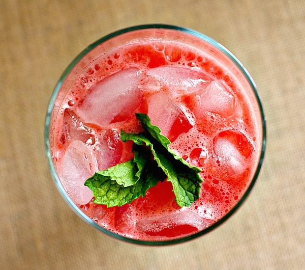 Watermelon Lime Aqua Frescas 8