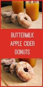 Buttermilk Apple Cider Donuts 10